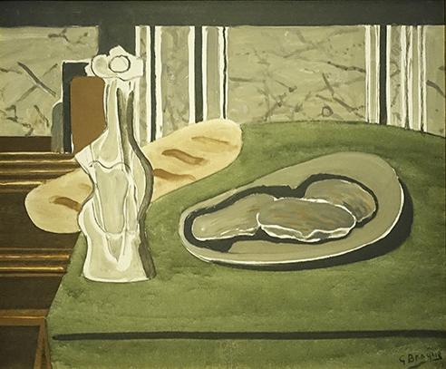 Brot Austen Karaffe 1937 Öl auf Leinwand