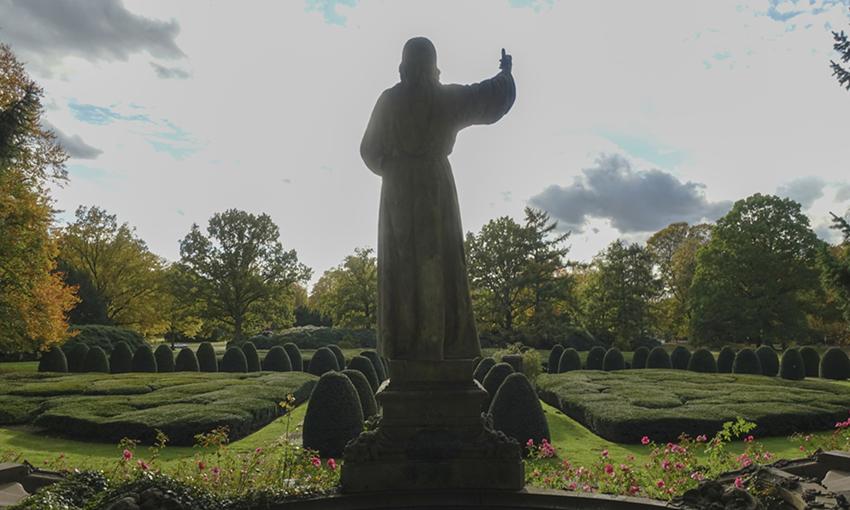 Größter Friedhof Hamburg